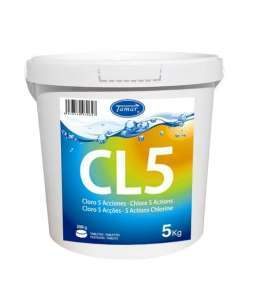 CLORO 5 ACCIONES (Tableta 200 g)
