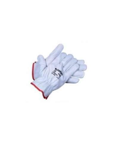 guantes vacuno gris t-9 (blister)